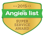 2015 Angies List Service Award Supreme Deck
