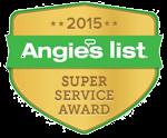 2015 Angies List Service Award Supreme Deck